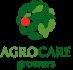 Het logo van een partij waar wij voor werken getiteld agrocare