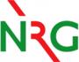 Het logo van een partij waar wij voor werken getiteld nrg