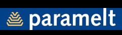 Het logo van een partij waar wij voor werken getiteld paramelt
