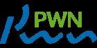 Het logo van een partij waar wij voor werken getiteld pwn