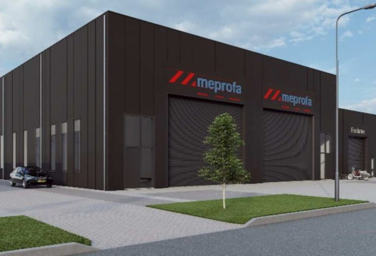 Nieuwbouw Meprofa